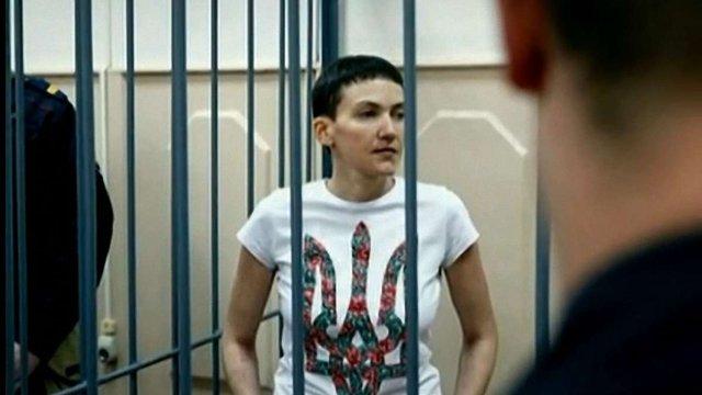 Надія Савченко: Вийду з в'язниці на своїх умовах