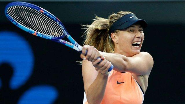 Знаменита російська тенісистка Марія Шарапова здала позитивну допінг-пробу