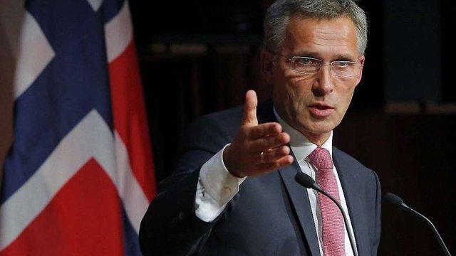 Росія намагається розколоти НАТО – Єнс Столтенберґ
