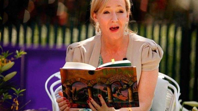 Джоан Ролінг випустила новий цикл історій про магію