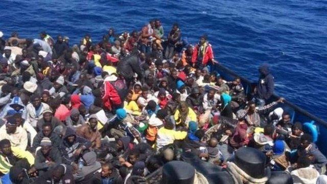 З початку року до Європи Середземним морем прибули понад 140 тис. мігрантів
