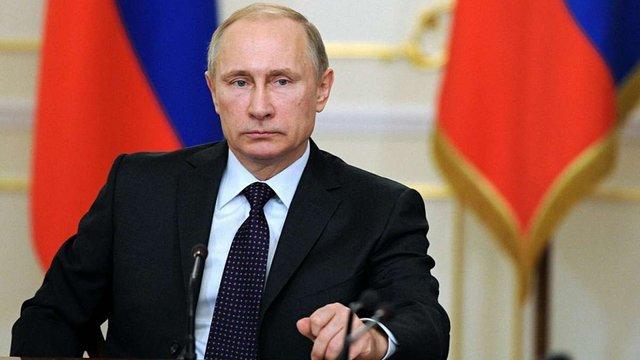 В Європарламенті склали санкційний «список Савченко», який очолив Путін