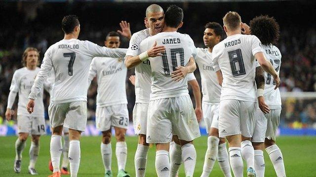 «Вольфсбург» та  «Реал» вийшли в 1/4 фіналу Ліги чемпіонів