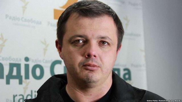 У ГПУ нардепа Семенченка допитували у справі щодо угруповання «ДНР»