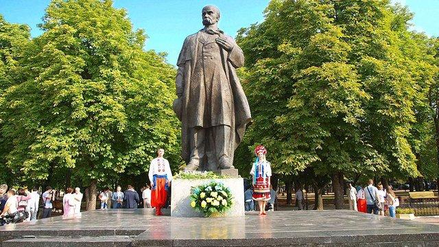 Самопроголошений мер Луганська заявив, що  Шевченко оспівував «Новоросію»