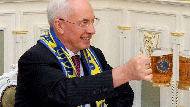 Апеляційний суд Києва повернув Азарову пенсію