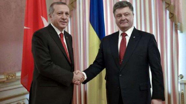 Україна і Туреччина мають намір підписати угоду про ЗВТ до кінця року