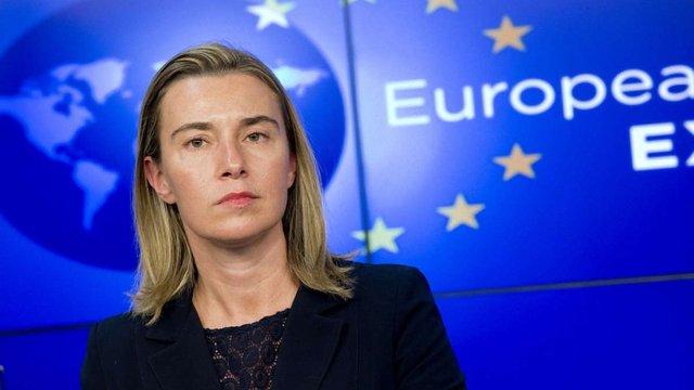 Федеріка Могеріні закликала РФ негайно звільнити Надію Савченко