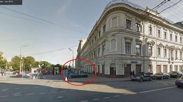 Представника «ДНР» Пушиліна помітили під час виходу з Адміністрації Путіна