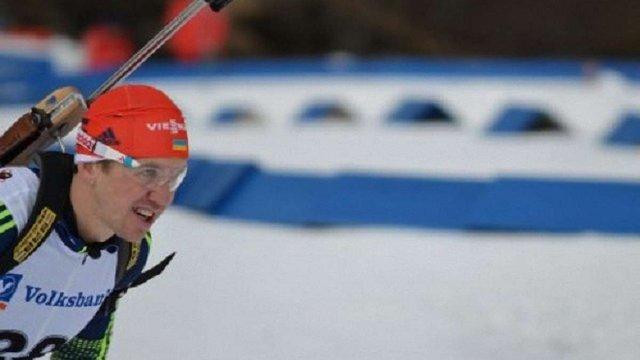 Віталій Кільчицький фінішував 25-м під час індивідуальної гонки на ЧС з біатлону