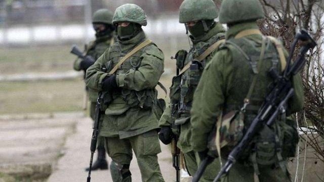 В окупованому Криму скорочують колишніх українських військових-зрадників