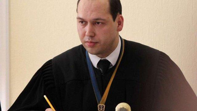 Суддю Вовка не відсторонили від посади