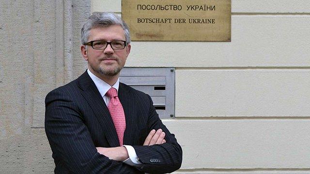 Посол України в Німеччині розкритикував Берлін за «занадто дружнє» ставлення до Москви