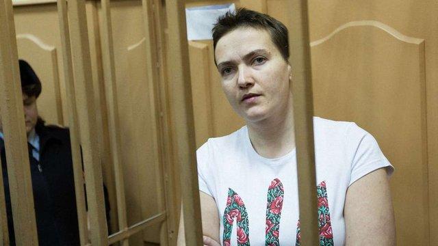 Представники Росії у Мінську не захотіли обговорювати звільнення Надії Савченко