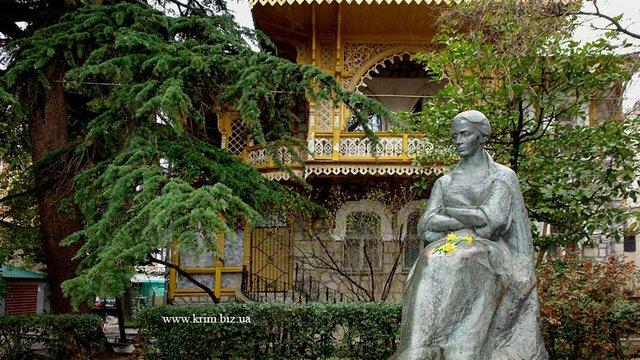 В окупованій Ялті може припинити існування музей Лесі Українки
