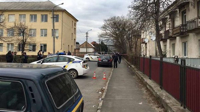 У Мукачеві сталися «розбірки» з стріляниною і вибухівкою