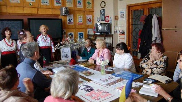 В Севастополі відбулися Шевченківські літературні читання