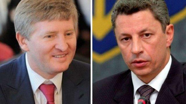 Ахметова і Бойка можуть призначити керівниками окупованих територій Донбасу, – ЗМІ