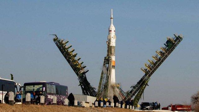 У Росії зірвався запуск ракети-носія «Союз»