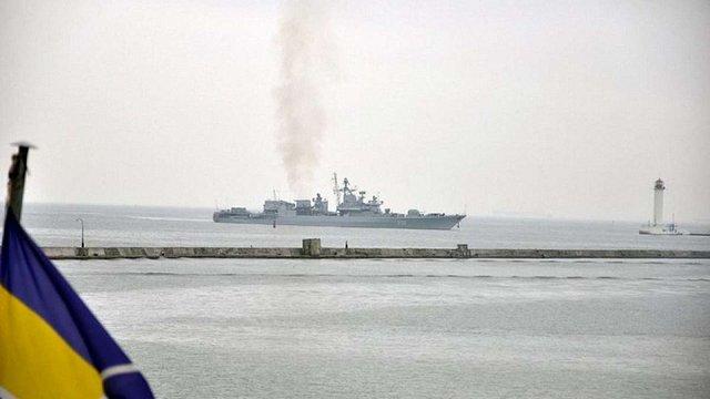Кораблі ВМС України повернулися з Туреччини в гавань Одеси