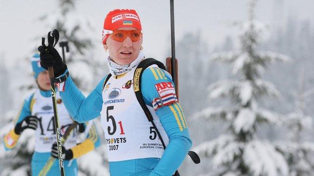 Жіноча збірна України залишилась без медалей на чемпіонаті світу з біатлону