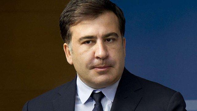 Саакашвілі заявив, що поки не має наміру створювати партію