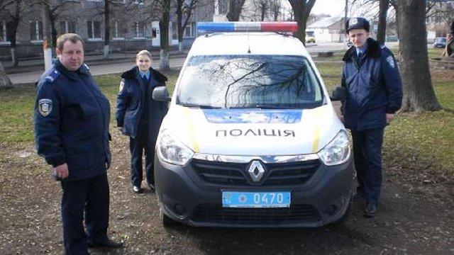 Червоноградські поліцейські завадили юнаку покінчити з життям