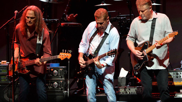 Рок-гурт Eagles припиняє своє існування