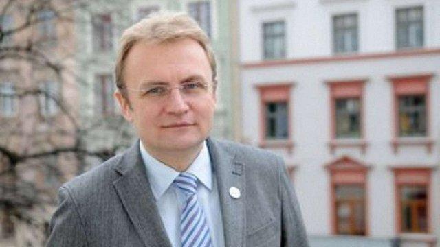 Андрій Садовий долучився до кампанії #TakIsJa на підтримку України