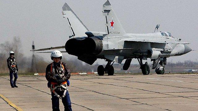 Росія почала виведення військ зі Сирії