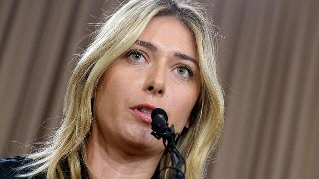 Марія Шарапова втратила статус посла доброї волі ООН через допінг-скандал
