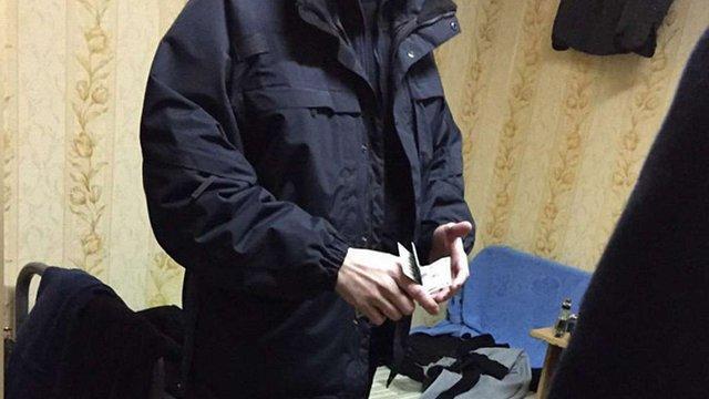 У Києві затримали командира роти патрульної поліції за крадіжку