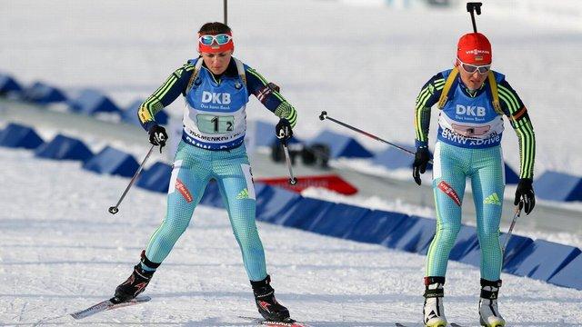 П'ять українських біатлоністок вийдуть на старт спринтерської гонки у Ханти-Мансійську