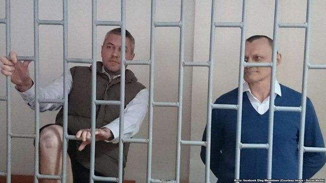 Чеченський суд відмовив в апеляції українським політв'язням Карпюку і Клиху