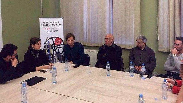 Україна та Грузія домовились про співпрацю у галузі кіно