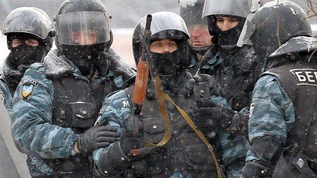 Правоохоронці затримали ще одного екс-беркутівця, причетного до подій на Майдані