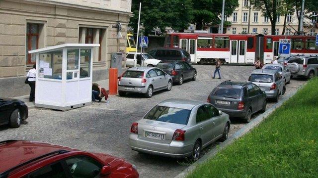У Львові затвердили нові тарифи на паркування