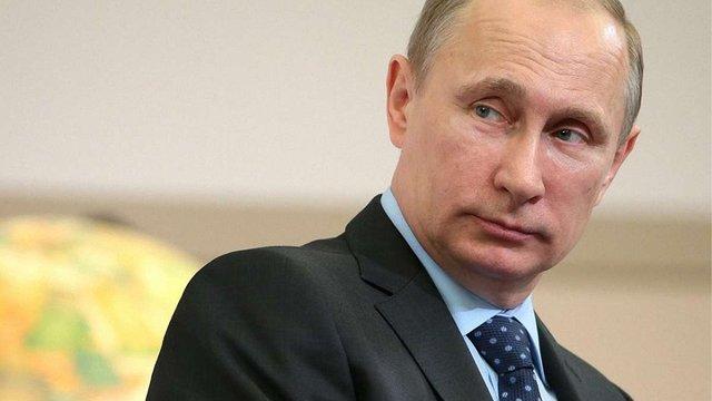 Путін назвав суму витрат Росії на війну в Сирії