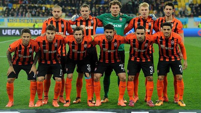 Донецький «Шахтар» вийшов у чвертьфінал Ліги Європи