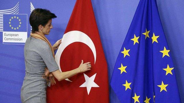 ЄС погодив позицію щодо міграційної угоди з Туреччиною