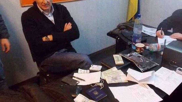 СБУ затримала екс-начальника поліції Вінницької області при спробі втекти з України