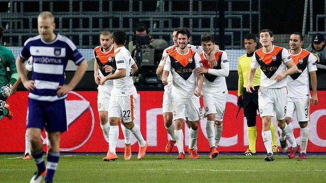 У чвертьфіналі Ліги Європи «Шахтар» зіграє із португальською «Брагою»