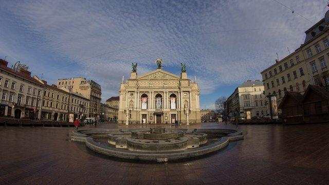 Львівський суд заборонив проведення будь-яких акцій на проспекті Свободи