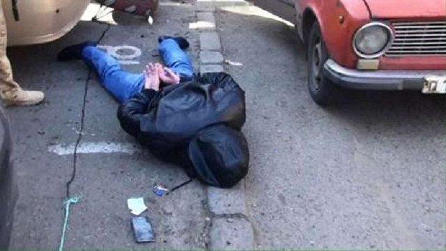 СБУ затримала п'ятьох бойовиків «ЛНР» в Одесі