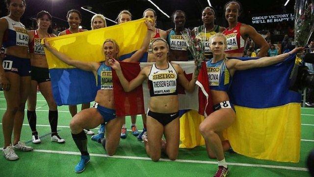 Українки здобули дві медалі на Чемпіонаті світу з легкої атлетики