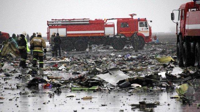 З'явився запис переговорів пілотів Boeing з диспетчерами аеропорту Ростова-на-Дону