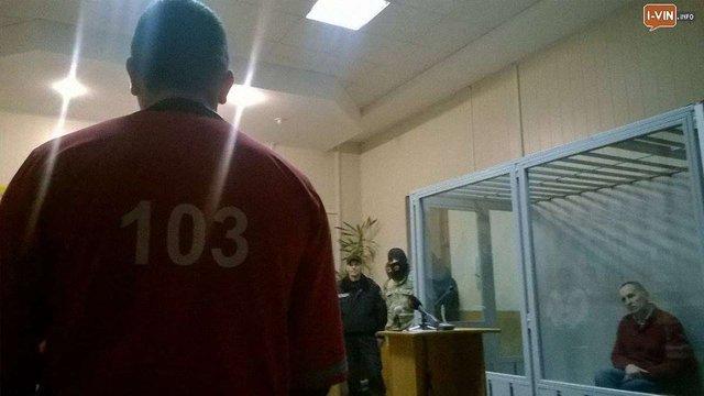 Екс-начальника Нацполіції Вінничини забрали з суду у лікарню