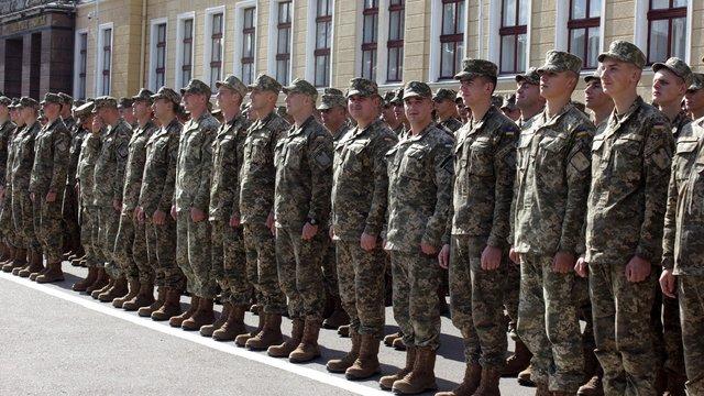 В Академії сухопутних військ почали службове розслідування через побиття курсанта