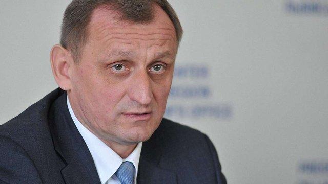 ГПУ звільнила з посади прокурора Львівської області Романа Федика