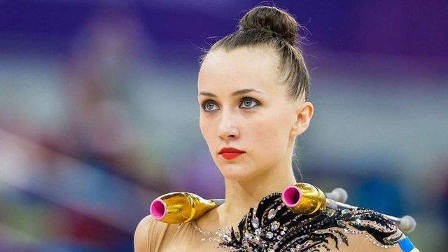 Українська гімнастка завоювала чотири медалі на етапі Кубка світу в Лісабоні